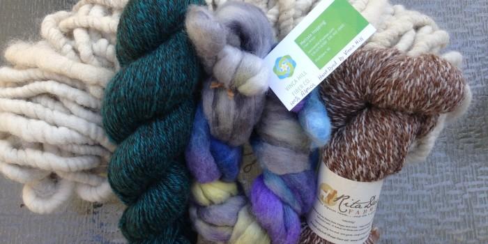 Yarn and Rovings
